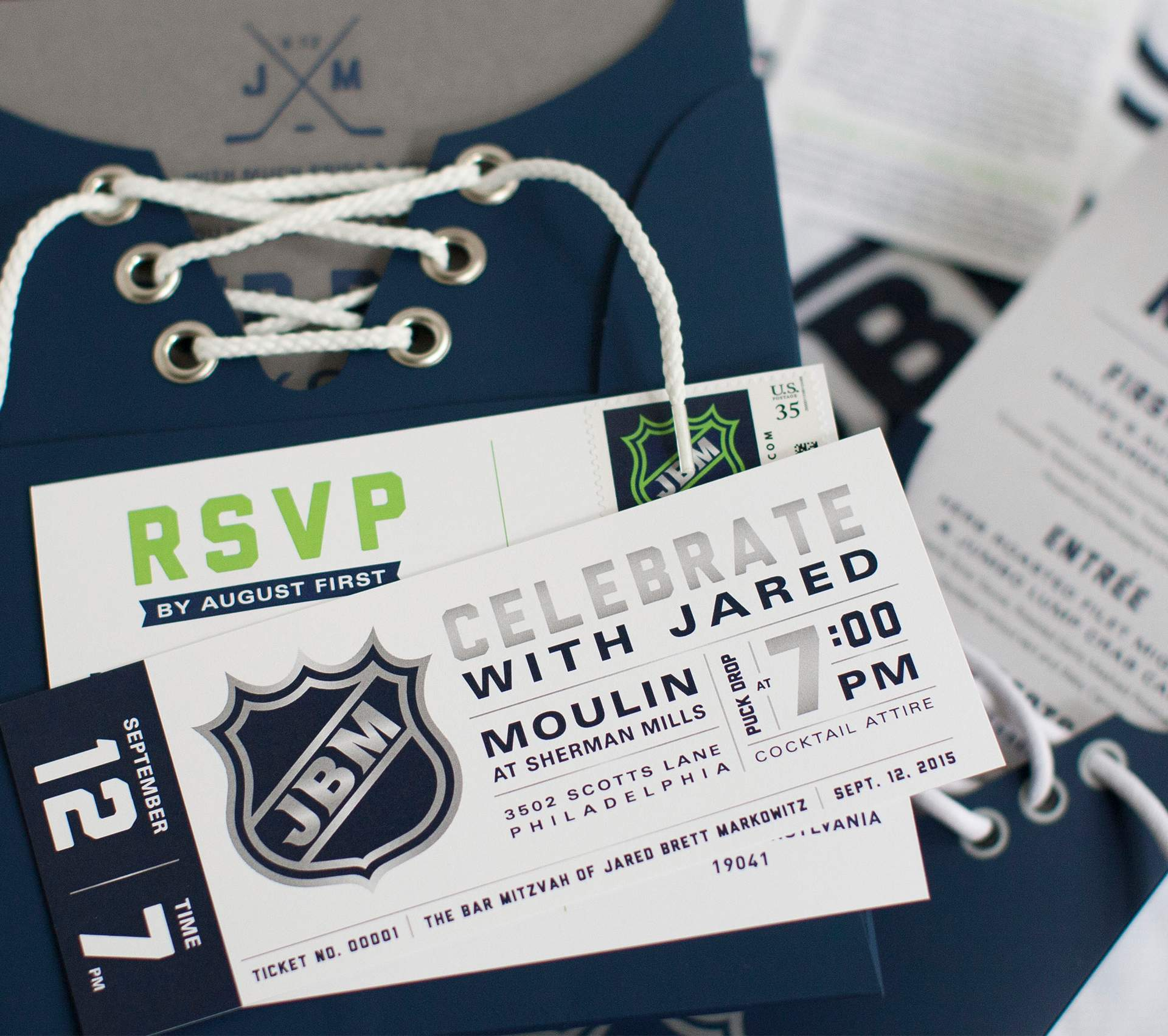 The Stanley Cup of Mitzvahs — TPD Design House